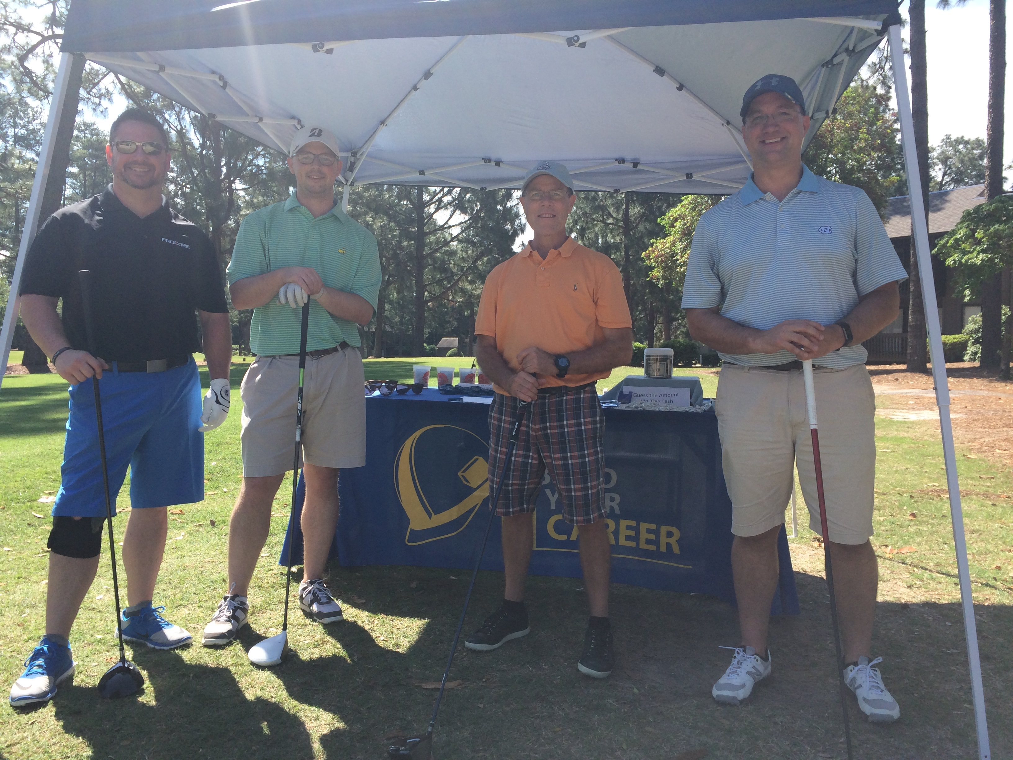 BYC AT THE CAGC FOUNDATION GOLF TOURNAMENT