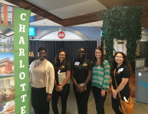 BYC MEETS CHARLOTTE MAYORS YOUTH EMPOWERMENT PROGRAM