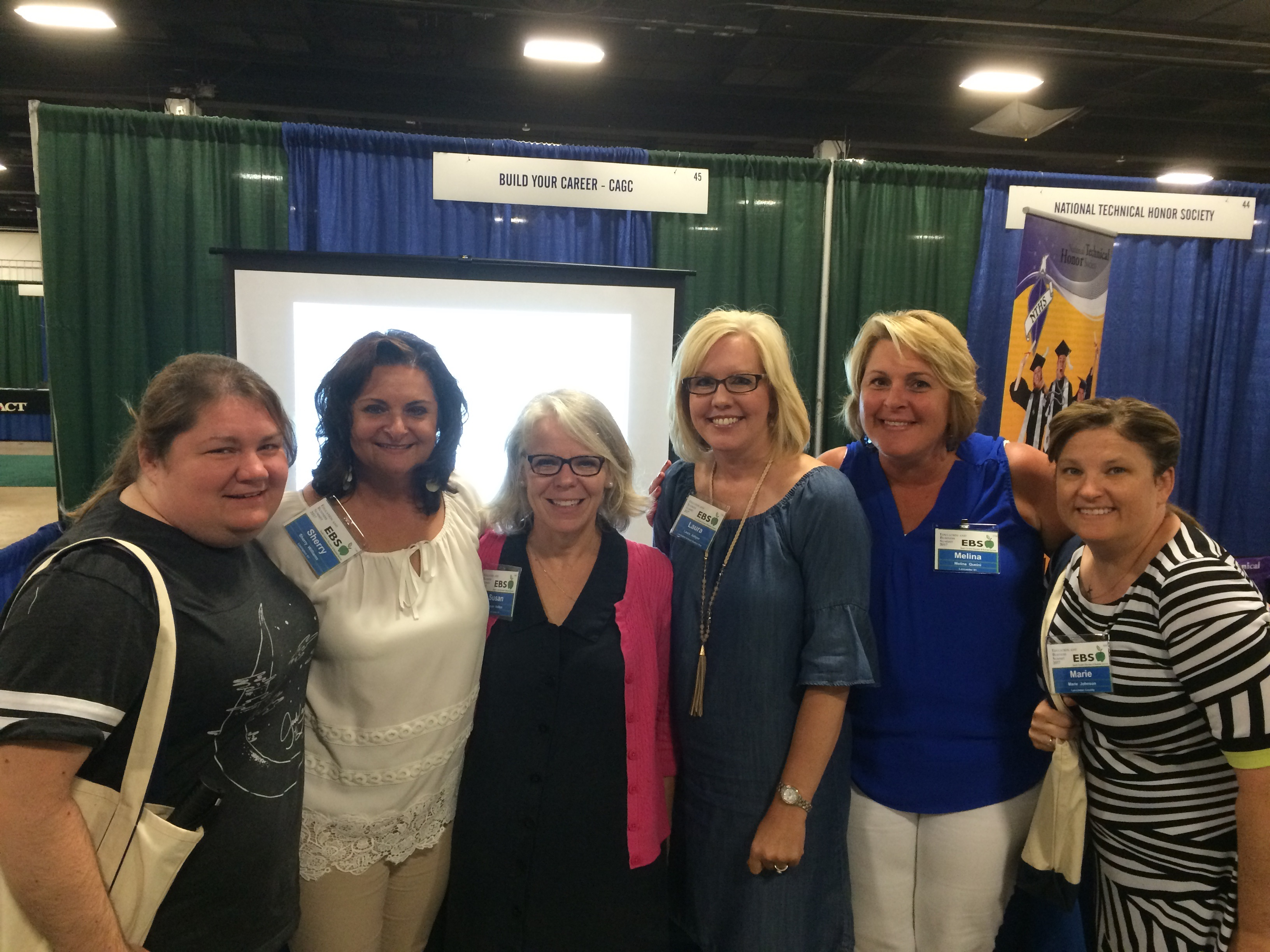 BYC PARTICIPATED IN SC CAREER AND TECHNICAL EDUCATION CONFERENCE