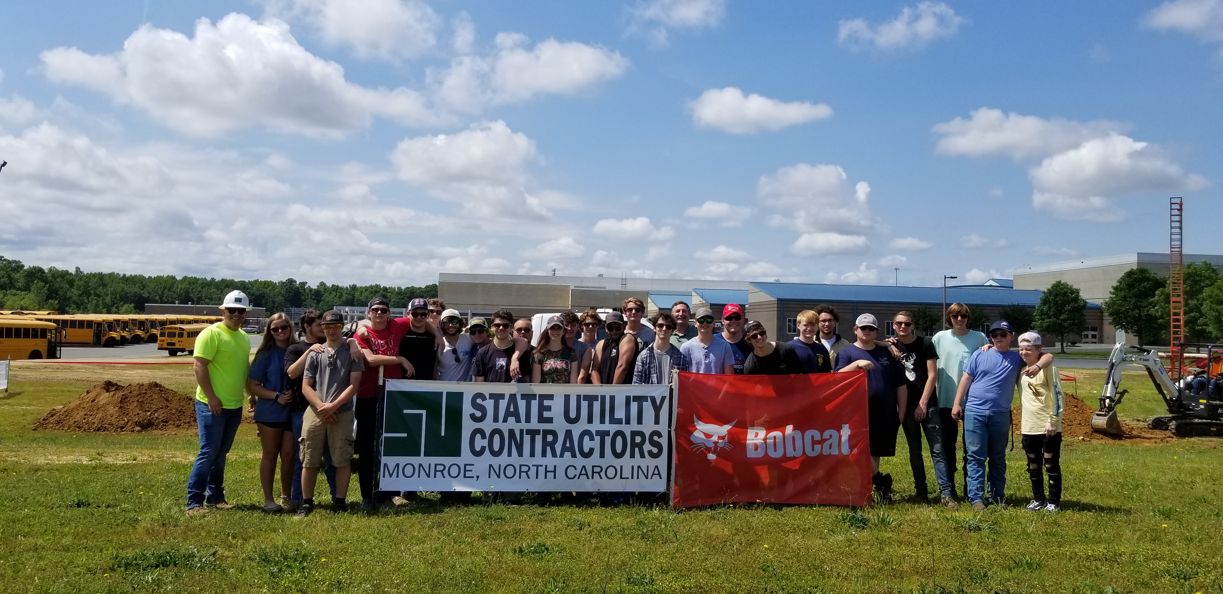 STATE UTILITY CONTRACTORS HOSTS 4TH ANNUAL EQUIPMENT RODEO